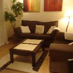 cosy sitting area were you can relax in comfort and luxry