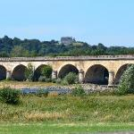  Bridge over the Loire  - 2 mins from Ker Dame Marie