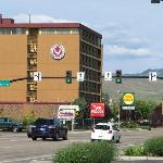 Red Lion Hotel Boise Downtowner resmi
