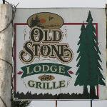 Foto de Old Stone Lodge & Grille