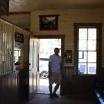 South Fork - original train depot