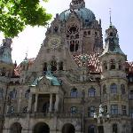  The New Town Hall, Hannover