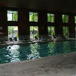 Foto de Bonneville Hot Springs Resort & Spa
