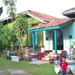 Apa Kaba Guest House&#39; Building &amp; Garden