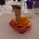 Parma ham &amp; melon