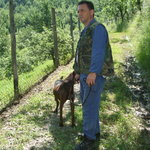 truffles hunting in le Marche