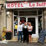 Photo de Hotel Restaurant Le Sully