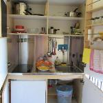  Compact Kitchen cupboard