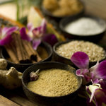 We use only natural and organic ingredients in our spa treatments