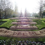Plaza San Martin Mar del Plata