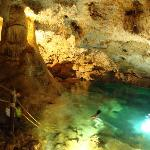  el hermoso cenote de la hacienda