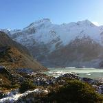 Nearby Mt. Cook
