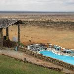Foto Voi Safari Lodge