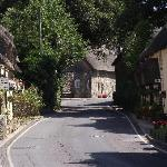  Lulworth village