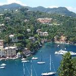 Portofino from Castle Brown 2