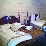 Old beds