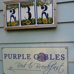 Welcome to Purple Gables