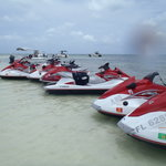 Barefoot Billy's Island Jet Ski Tour