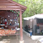 Papoose Pond Family Campground & Cabinsの写真