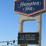 Foto de Hampton Inn Butte