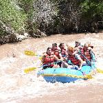  River rafting!