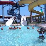 Barnacle Bill's Waterslide