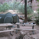 Havasupai Campsite