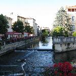  Village Isle sur la Sorgue tout prs