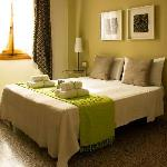 "double/triple room ""green"""