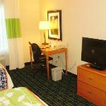 Fairfield Inn & Suites Hazleton Foto