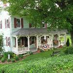 Foto de Adams Basin Inn Bed & Breakfast