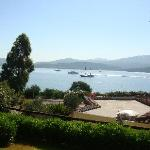  View from our s/c villa at Cala di Falco