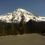 Mt. Rainier July 1st 2011