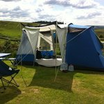 Hadrians Wall Caravan And Camping Site