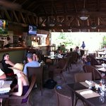 Caneel Beach Bar And Grill