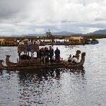  Lago Titicaca - Islas Flotantes de Los Uros