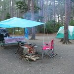Cathedral Pines Campgroundの写真