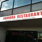Front of Restaurant