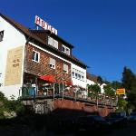Hotel Adam in Bubingen, a suburb of Saarbruecken