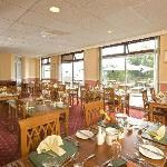 Restaurant at The Bay Tor Park Hotel