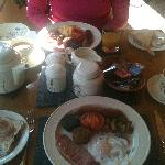 Amanda's Full Irish Breakfast!
