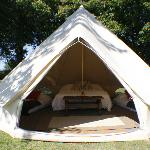 Welcome to luxury camping in Pembrokeshire