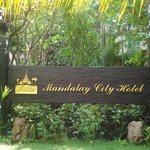 Foto di Mandalay City Hotel