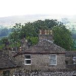 Roofs and Chimney Pots (Seen from window)