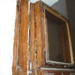 double timber window insulation