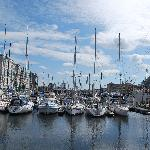 ostend harbour