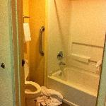 Foto de Holiday Inn Express Farmington (Bloomfield)