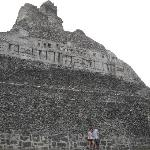 Xunantunich .....50 cents bus ride + 10 belize entrance