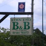 Eden End Guest House Foto