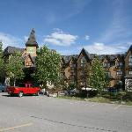 Foto van Holiday Inn Canmore